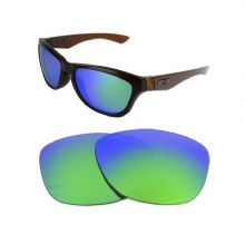 NEW POLARIZED CUSTOM GREEN LENS FOR OAKLEY JUPITER SUNGLASSES